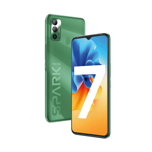 Téléphone Tecno Spark 7 2ram 32gb