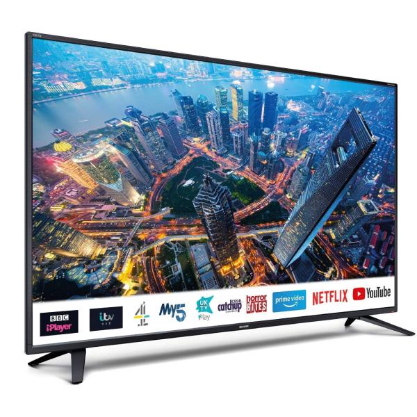 TELEVISEUR SYINIX 58 SMART ANDROID 4K ULTRA HD