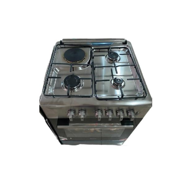 Cuisinière 4 feux HAIER HCR 6050 a gaz
