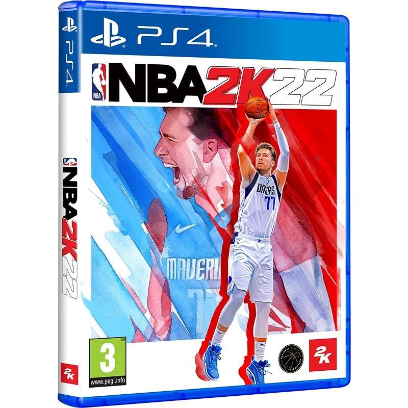 NBA 2k22_PS4